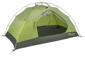 8: Marmot Crane Creek Backpacking and Camping Tent