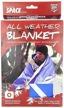 9: Grabber Outdoors Original Space Brand All Weather Blanket