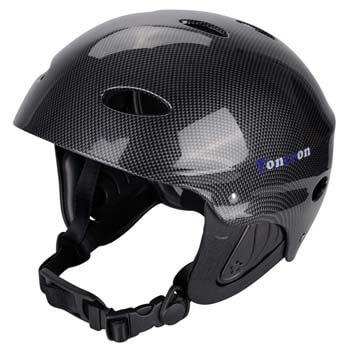 2: Tontron Adult Whitewater Kayaking Canoeing Bike Skate Multi-Sports Helmet