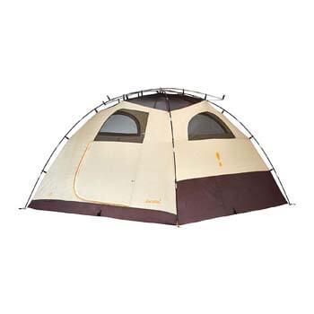 3: Eureka! Sunrise EX 4-Person, 3-Season Waterproof Camping Tent