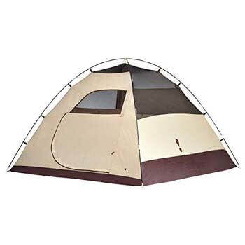 5: Eureka! Tetragon HD 3-Season Waterproof Camping Tent