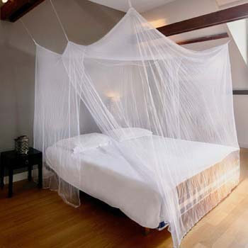4: EVEN NATURALS Luxury Mosquito Net