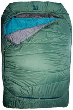7: Kelty Tru.Comfort Doublewide 20 Sleeping Bag