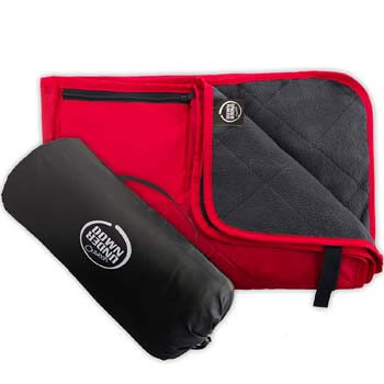 10: DOWN UNDER OUTDOORS Premium Large Camping Blanket