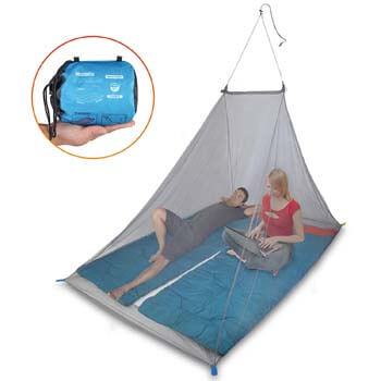 2: DIMPLES EXCEL 2 Person Camping Mosquito Net