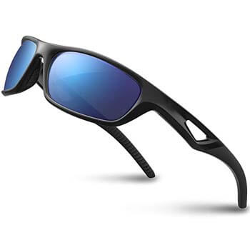 1: RIVBOS Polarized Sports Sunglasses Driving Glasses Shades