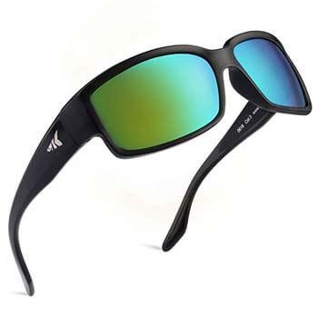 4: KastKing Skidaway Polarized Sports Sunglasses for Men and Women