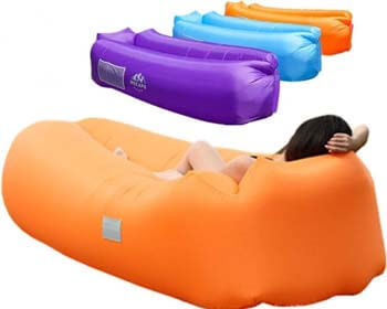 2: WEKAPO Inflatable Lounger Air Sofa Hammock