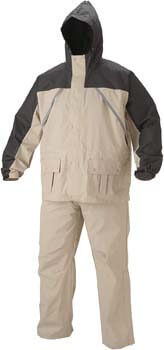 7. Coleman PVC/Nylon Rain Suit
