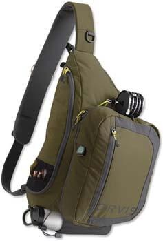 1. Orvis Safe Passage Guide Sling Pack