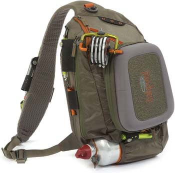 2. fishpond Summit Sling Fly Fishing Pack