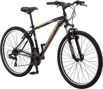 1. Schwinn High Timber Mountain Bike, 7 Speed