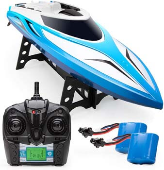 2. Force1 Velocity RC Boat - H102 Remote Control Boats