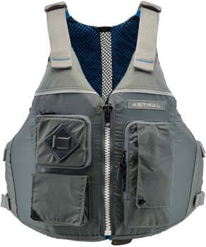 5. Astral Ronny Life Jacket PFD for Recreation, Fishing, and Touring Kayaking