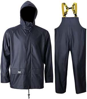 6. FWG Rain Jacket with Pants for Men Women