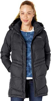 6. Columbia Women's Peak to Park Mid Insulated Winter Jacket, Synthetic Down, Water repellent