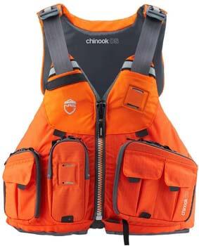10. NRS Chinook OS Fishing Lifejacket (PFD)