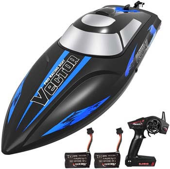 9. YEZI Remote Control Boat for Pools & Lakes, Udi001 Venom Fast RC Boat