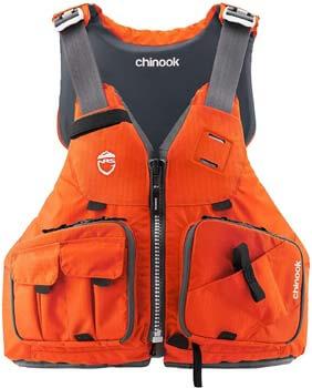 7. Nrs Chinook Fishing Pfd Life Jacket