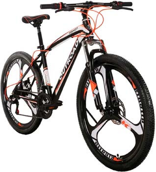5. Max4out Mountain Bike