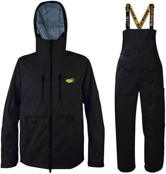 9. Navis Marine Fishing Rain Jacket Bib Pants