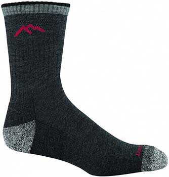 5. Darn Tough Hiker Merino Wool Micro Crew Socks Cushion