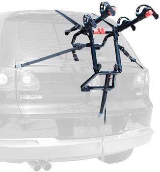 3. Allen Sports Premier Trunk Mounted Bike Rack