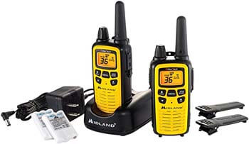 2. Midland - LXT630VP3, 36 Channel FRS Two-Way Radio