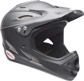 5. Bell Servo Adult BMX Helmet, Matte Black