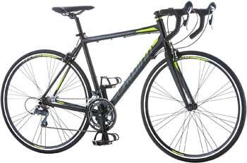 9. Schwinn Phocus 1400 and 1600 Drop Bar Road Bicycle
