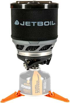10. Jetboil MiniMo Camping Stove Cooking System