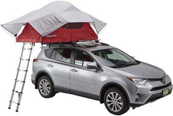 4. Yakima SkyRise Rooftop Tent-S
