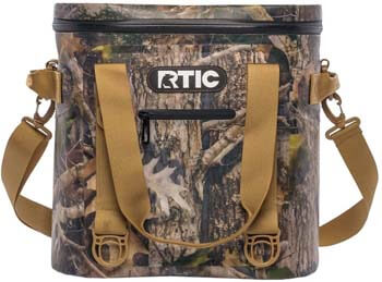 9. RTIC Soft Pack 20, Camo