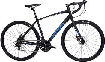 6. Tommaso Siena Shimano Tourney Gravel Adventure Bike