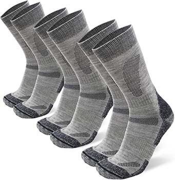 9. Merino Wool Hiking & Walking Socks