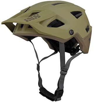 3. IXS Unisex Trigger AM All-Mountain Trail Protective Bike Helmet