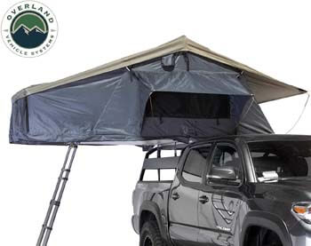 8. Overland Vehicle Systems Nomadic 3 Extended Rooftop Tent RTT