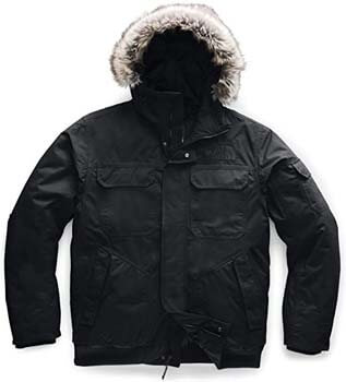 1. The North Face Men's Gotham Jacket III