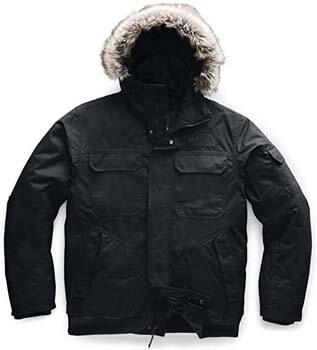 1. The North Face Men's Gotham Jacket III