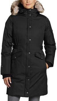 10. Eddie Bauer Women's Superior Stadium Coat