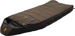 7. Browning Camping McKinley 0 Degree Sleeping Bag