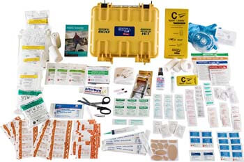 2. Adventure Medical Kits Waterproof Marine 600 Medical First Aid Kit