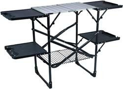 6. GCI Outdoor Slim-Fold Outdoor Cook Station