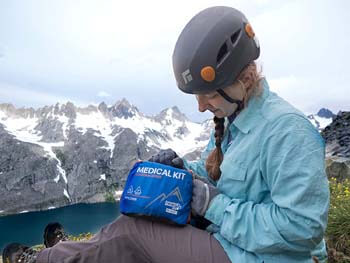 7. Adventure Medical Mountain Series Medical Kit