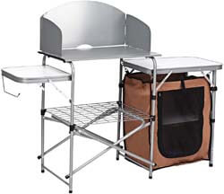8. Giantex Folding Grill Table