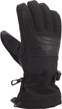 10. Carhartt Men's Cold Snap Insulated Work Glove