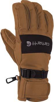 8. Carhartt Men's W.B. Waterproof Breathable Insulated Glove
