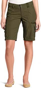 9. Dickies Women's 11-Inch Relaxed Cargo Short
