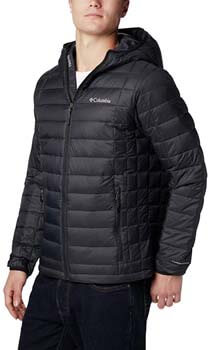 2. Columbia Men's Voodoo Falls 590 TurboDown Jacket, Thermal Reflective Warmth