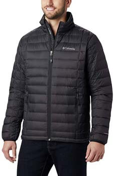 1. Columbia Men's Voodoo Falls 590 TurboDown Jacket, Thermal Reflective Warmth